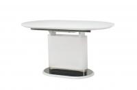 Стіл обідній TMM-56 білий Стол обеденный