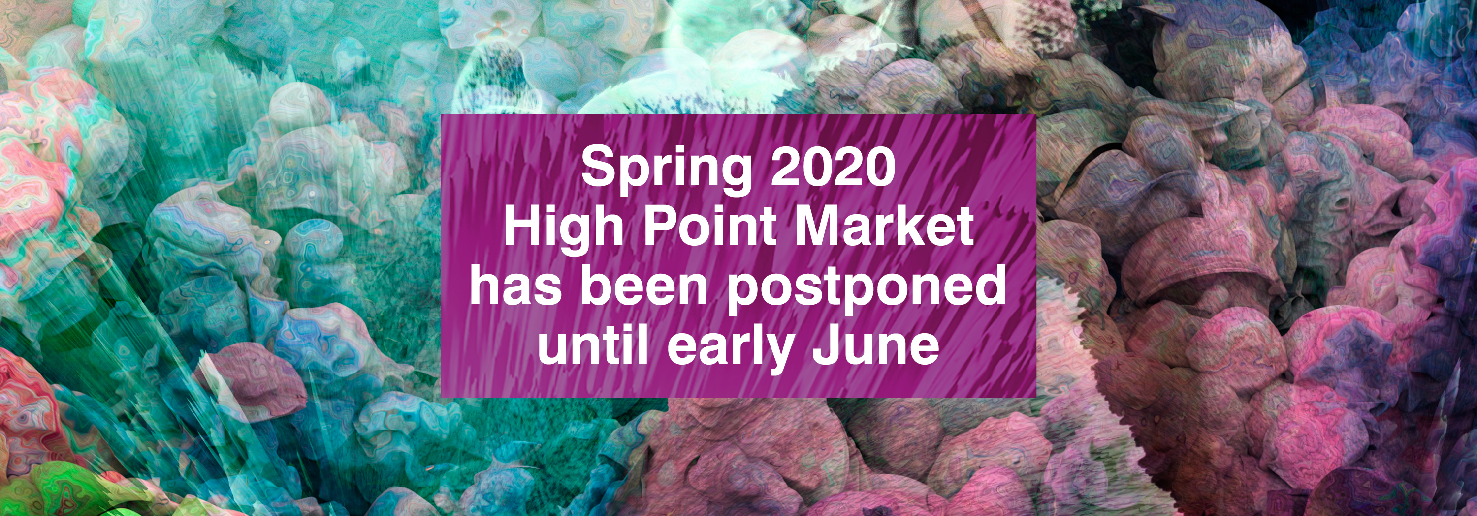 High Point Market baner